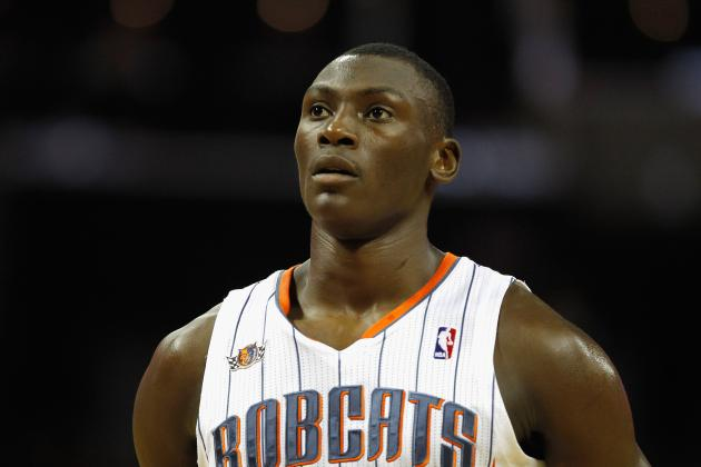 Rookie Bismack Biyombo Blocks Trevor Ariza, Gives Bobcats the Win in New Orleans