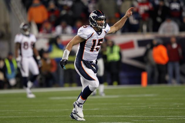 Tim Tebow: Peyton Manning Will Make Him into a Hall of Famer