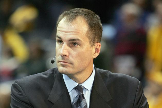 Jay Bilas Bracket: What ESPN Guru Is Predicting for Michigan in NCAA Tournament