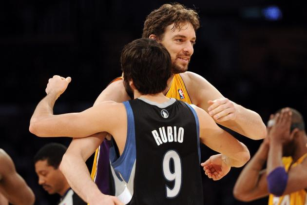 Lakers Trade Rumors: How Ricky Rubio's Injury Stalled Gasol Trade Talks