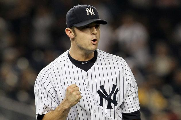 MLB Spring Training: NY Yankees' David Robertson Has Sight Set on Opening Day
