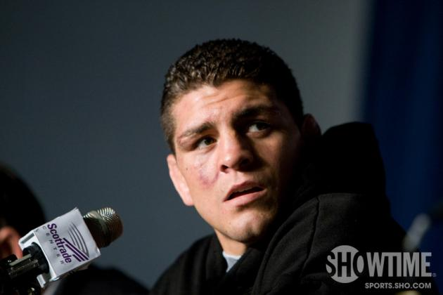 Nick Diaz Will Totally Win His Marijuana Suspension Appeal