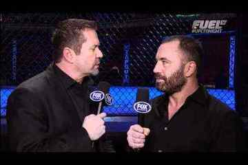 The UFC's Rogan and Goldberg: No Lampley and Merchant, but Getting There