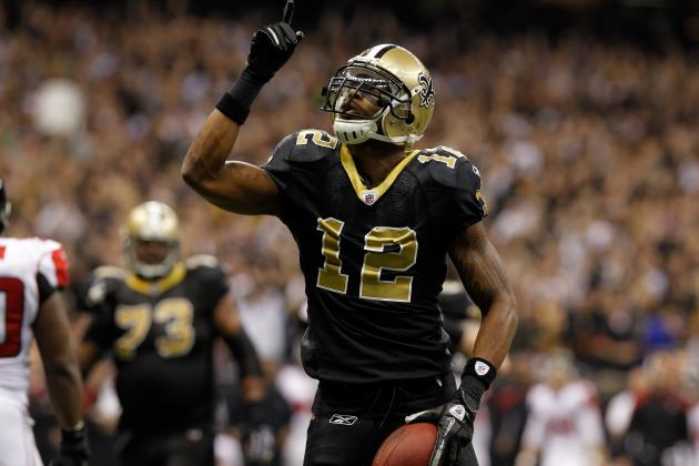 Marques Colston Reportedly Agrees to 5-Year Deal with New Orleans Saints