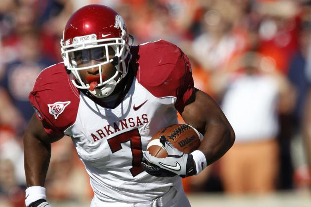 Can the Arkansas Running Game Bring Balance to the Hog's Offense?