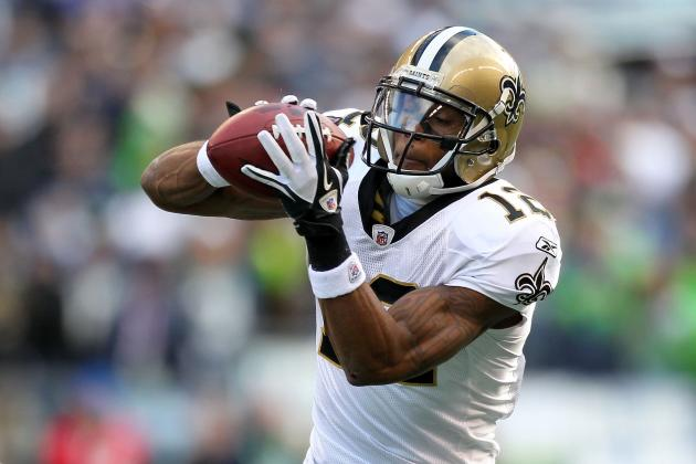 Marques Colston Re-Signs with Saints: Deal Analysis, Grade and Twitter Reaction