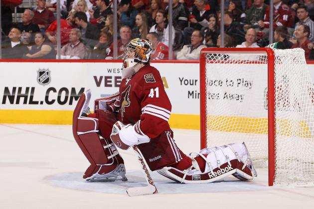 Phoenix Coyotes: Mike Smith's March Struggles Are Not Here to Stay