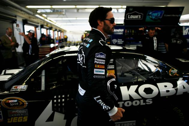 NASCAR Sprint Cup: Jimmie Johnson, Hendrick Motorsports Lose Penalty Appeal
