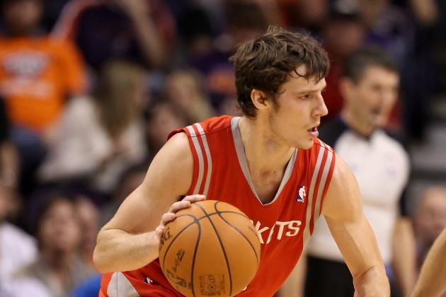 NBA Trade Rumors: Trading Draft Pick for Goran Dragic Is No-Brainer for Lakers
