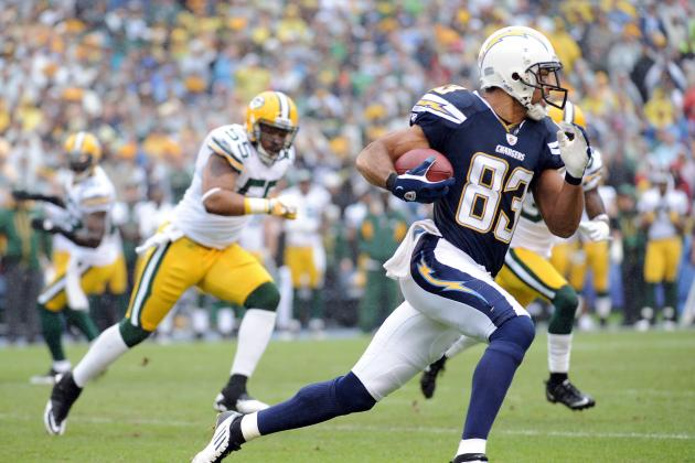 NFL Free Agents 2012: Why the Vikings Need to Move All-in on Vincent Jackson