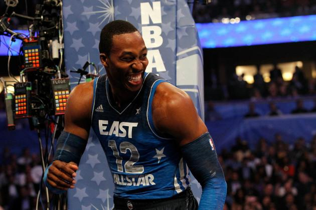 Dwight Howard Trade Rumors: Why Lakers Should Steal Magic's Center at Deadline