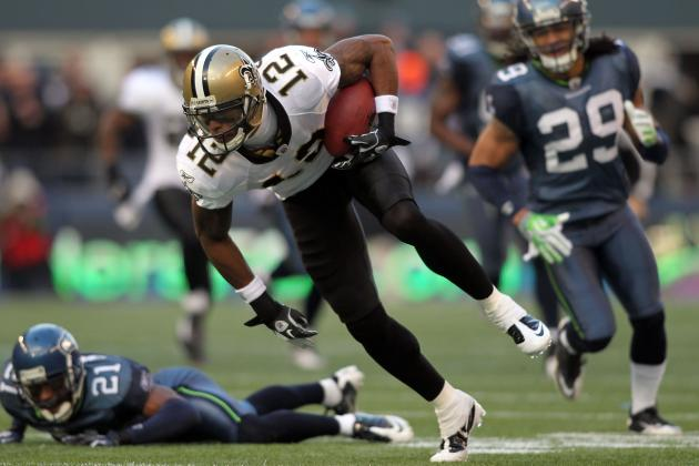 Fantasy Football: Marques Colston's 2012 Outlook