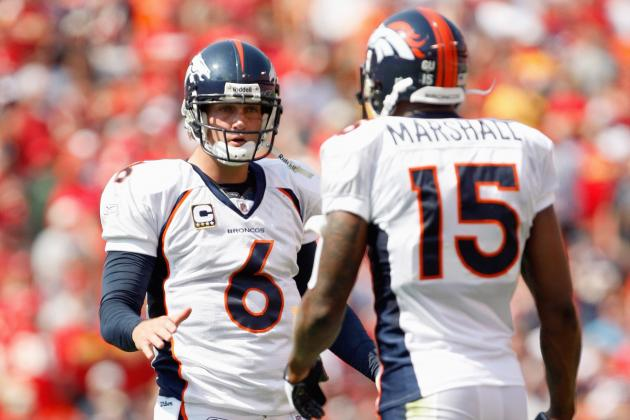 Miami Dolphins Trade Brandon Marshall to Bears, What It Means for Peyton Manning