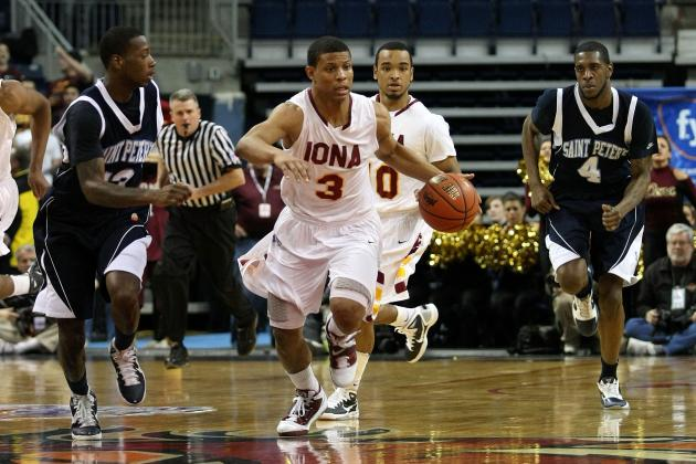 NCAA Tournament 2012: Why Iona's Inclusion Means Committee Sees VCU-Like Appeal
