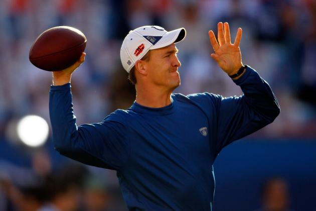 Why Brandon Marshall Trade Means Peyton Manning Is Likely a Miami Dolphin