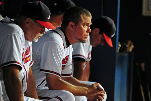 Atlanta Braves: Chipper Jones Says He Was 'Kidding Around' About Retirement