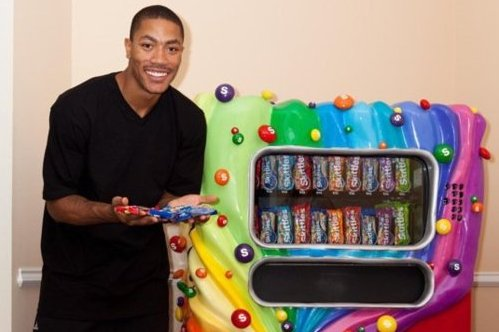 Derrick Rose Says No to Dancing, Yes to New $2.8 Million Condo