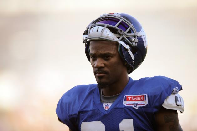 NFL Free Agency: Aaron Ross' Return to the New York Giants Unlikely