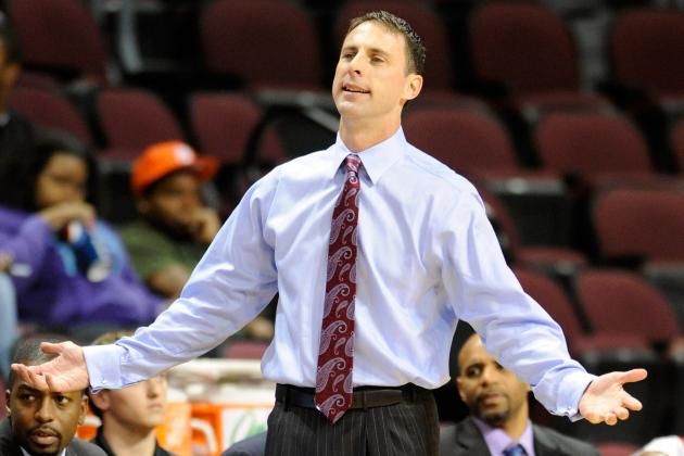 South Carolina Basketball: Darrin Horn Fired from South Carolina