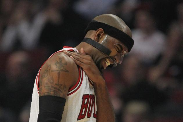Bulls Rumors: How Rip Hamilton's Injuries Will Impact Chicago's Deadline Plans