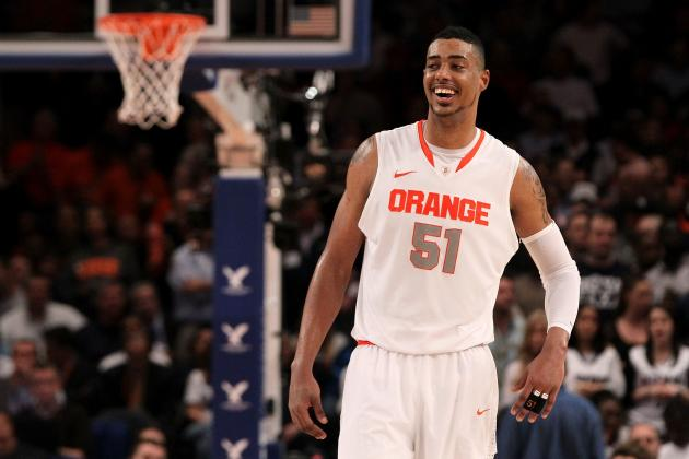 March Madness 2012 Bracket Predictions: Loss of Fab Melo Will Cripple Syracuse