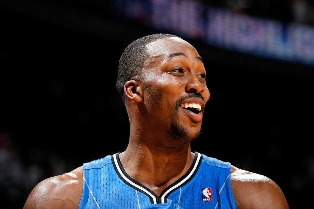 Orlando Magic and New Jersey Nets Continue to Talk Dwight Howard Trade
