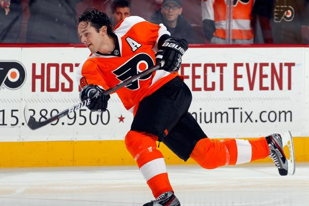 Philadelphia Flyers: Danny Briere Will Be Ready When It Counts