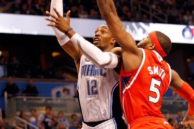 Dwight Howard Trade Rumors: Why Magic Must Pair Josh Smith with Superman