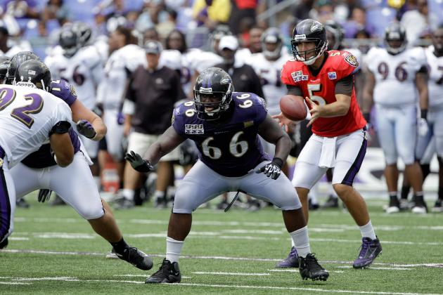 Baltimore Ravens: Free Agent G Ben Grubbs to Visit New Orleans Saints