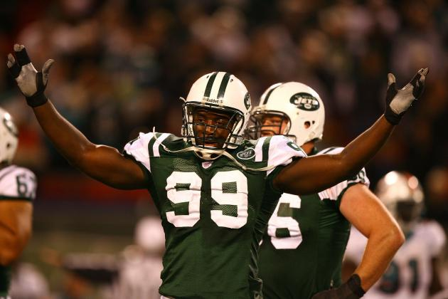 New York Jets Re-Sign Free Agent OLB Bryan Thomas: Read and React