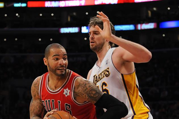 NBA Trade Rumors: Los Angeles Lakers Better off Hanging onto Pau Gasol