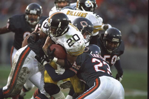 Pittsburgh's Forgotten Classics: Steelers vs. Bears, 1995