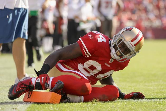 2012 NFL Free Agency: Looks Like the 49ers Are Losing WR Morgan to Redskins