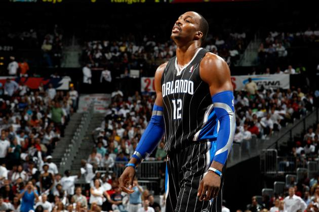NBA Trade Rumors: Latest Info on Dwight Howard Trade Talk