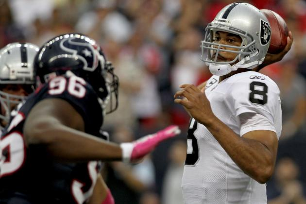 NFL Free-Agent Signings: Chicago Bears Land Quarterback Jason Campbell