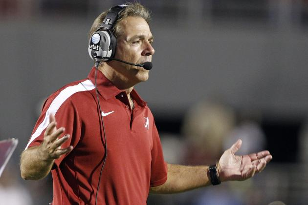 Alabama Football: Where Will the Pass Rush Come from in 2012?