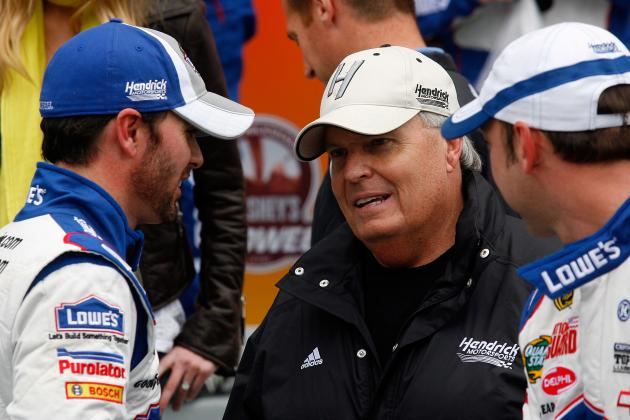 Rick Hendrick Needs to Know When to Let Go of NASCAR Appeals Process