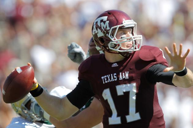 2012 NFL Mock Draft: Skill Players Guaranteed to Fail in Rookie Season