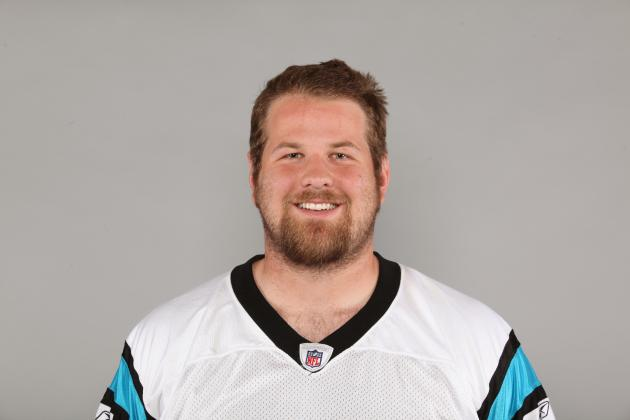 Detroit Lions 2012 Free Agency: The Case for Carolina Panthers' Geoff Schwartz