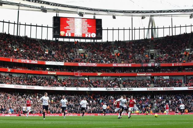 Arsenal Diary: The Rise of Arsenal and the Fall of Tottenham Hotspur