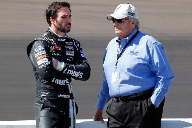 Jimmie Johnson Penalty: Is Rick Hendrick's Second Appeal Stupid or Brilliant?