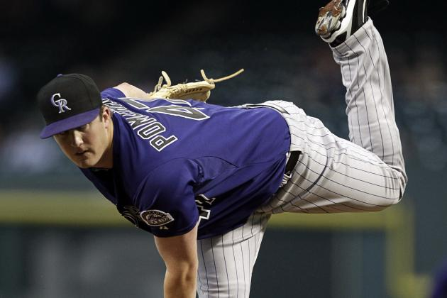 Drew Pomeranz Starts Spring Training Strong for Colorado Rockies