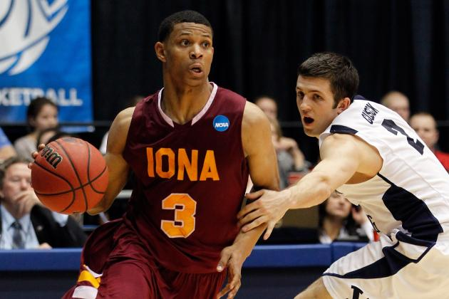 NCAA Tournament 2012: It Turns out Iona Wasn't This Year's VCU