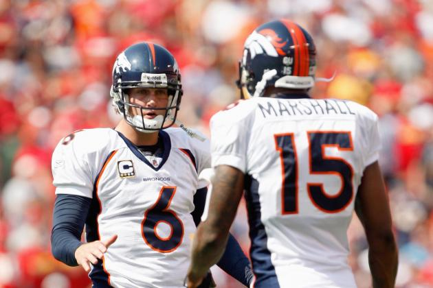 Chicago Bears Declare Marshall Law: Jay Cutler Now Has No Excuses