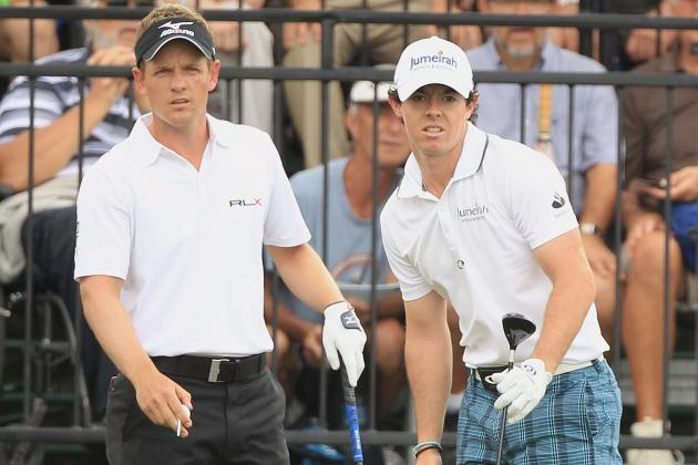 Rory McIlroy vs. Luke Donald: Why Rory McIlroy Is the Long Term No. 1