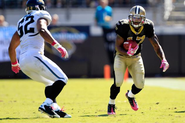 Robert Meachem Signs with San Diego Chargers: Deal Analysis and Grade