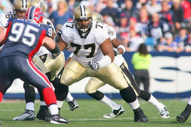 2012 NFL Free Agents: G Carl Nicks to Visit Tampa Bay Buccaneers