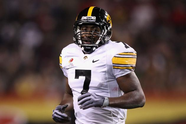 Iowa's Marvin McNutt: Josh Morgan's Future Replacement