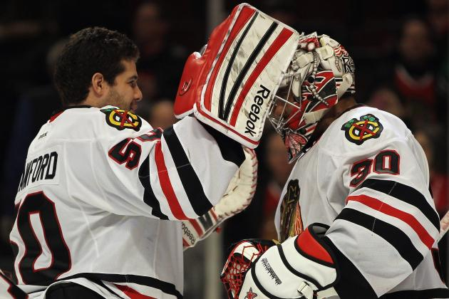 Chicago Blackhawks: Has Corey Crawford Reclaimed the Starting Goalie Spot?