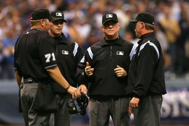 Why MLB Will Not Expand Instant Replay for 2012 Season
